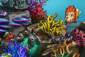 《七色珊瑚净化海底》游戏画面1
