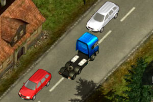 《小镇疯狂卡车》截图1