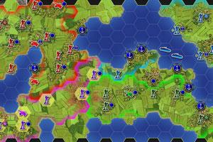 《魔界帝国》游戏画面1