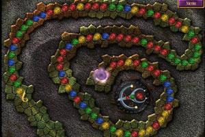 《星火祖玛》游戏画面1