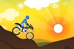 极限特技自行车