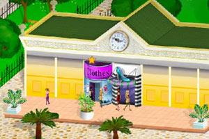 《美女经营购物商业城》游戏画面1