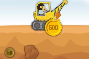 《挖机矿工》游戏画面1