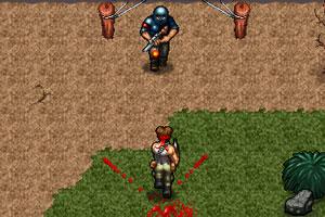 《合金弹头之超级战士》游戏画面1