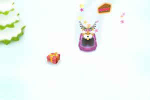 《宠物雪撬》游戏画面2