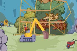 《拆除机器专家》游戏画面1