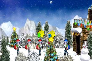 圣诞版街头对战