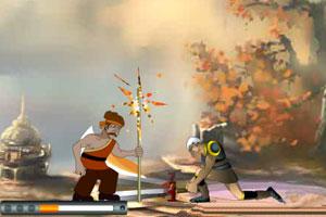 《中世纪勇士》游戏画面1