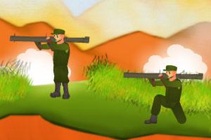 《巴特火箭炮》游戏画面1