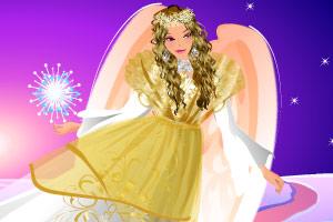 《冬日天使》游戏画面1