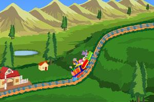 《搭建玩具火车》截图1