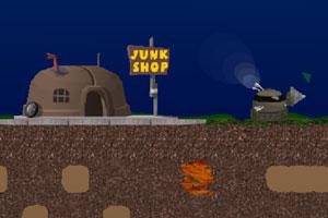 《太空采矿机》游戏画面1