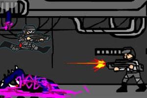 《星河战队4下》游戏画面1