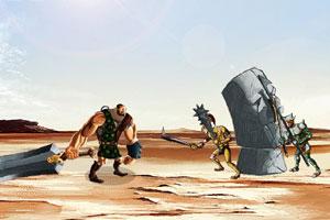 《大屠杀无敌版》游戏画面1
