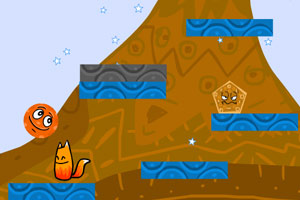 《狐狸滚球2》游戏画面1