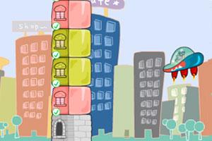 《楼房暴击者》游戏画面1