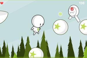 《棉花糖世界大冒险》游戏画面1