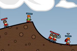 《机动步兵团2》游戏画面1