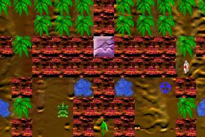 《城市坦克战》游戏画面1