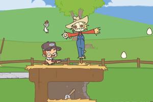 《戴尔救小鸡》游戏画面1