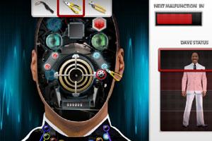 《修理机器人戴夫》游戏画面1