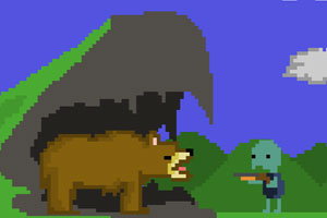 《侏罗纪乌龟》截图1