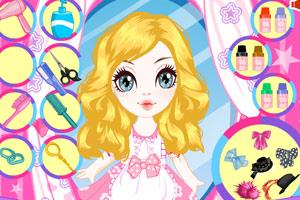《公主美发屋》游戏画面1