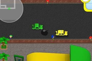 《小小出租车V0.2》游戏画面1
