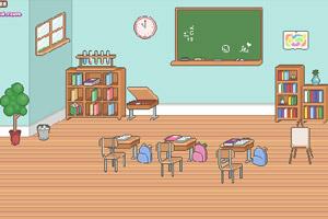 《打造教室》游戏画面1