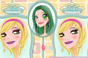 《化妆比赛》游戏画面1