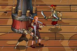 《海盗猎人》游戏画面1