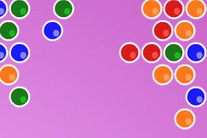 《简单泡泡龙》游戏画面1