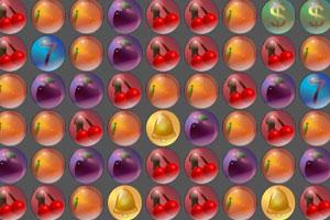 亮麗水果泡泡