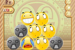 《笑脸碰哭脸》游戏画面1