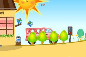 《牛奶卡车》游戏画面1