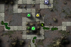 《宝石争霸之异域迷城》游戏画面1