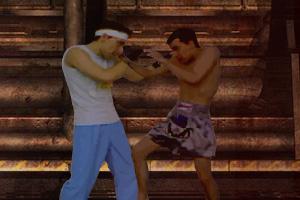 《真人版泰拳》游戏画面1
