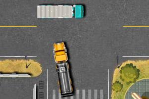 《美国大卡车中文版》游戏画面1