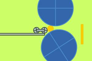 《迷你双轮车2中文版》游戏画面1