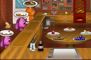 《艾丽的蛋糕工厂》游戏画面1