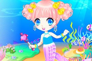 《小美人鱼公主2》游戏画面1