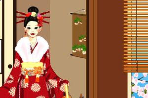 《日本美女》游戏画面1