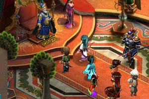 《超级三国5赤壁之战》游戏画面1