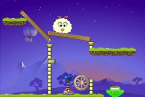 《月亮下山》游戏画面1