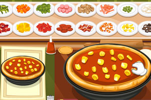 《我的比萨饼店》游戏画面1
