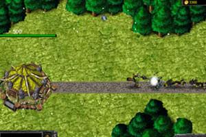 魔兽战争4.2兽族反击