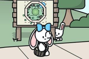 《小兔子复活节冒险》截图1