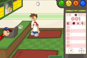 《老爹披萨店中文版》游戏画面1