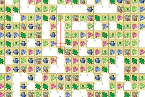 《十字方块消》游戏画面1