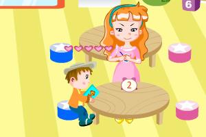 《小朋友茶餐厅》游戏画面1